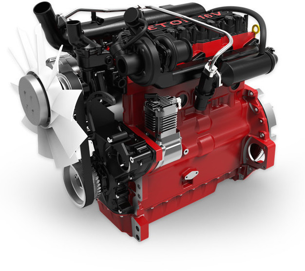 Двигател на Фортера